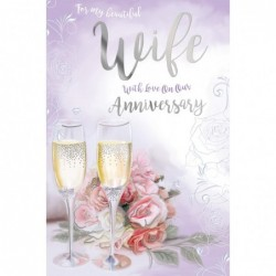 Daughter 30th Age 30 Dress & Handbag Design Happy Birthday Card Lovely Verse