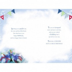 A Special Son & Daughter In Law On The Birth Of Your Baby Girl Feet Design Card