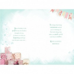 A Special Son & Daughter In Law On The Birth Of Your Baby Boy Feet Design Card