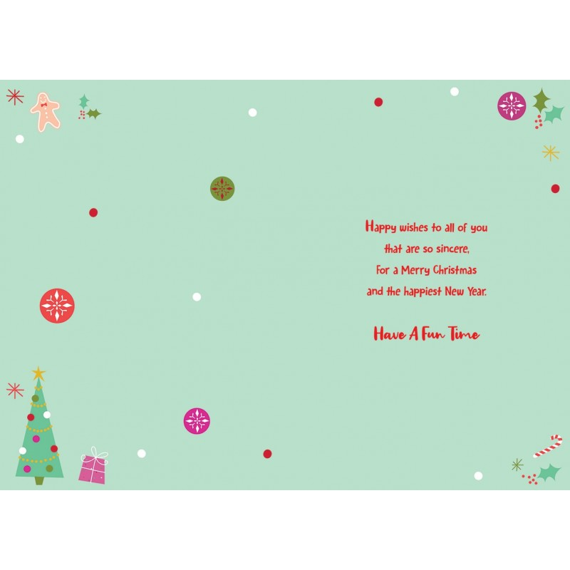 To A Special Godson Bright Word Design Happy Birthday Card Lovely Verse