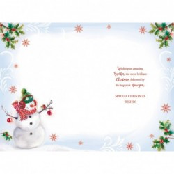 Daughter 21 21st Flowers & Champagne Design Happy Birthday Card Lovely Verse