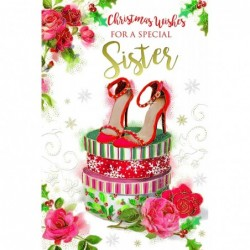 Great Granddaughter 1st 1 Girl Bear Cake & Bunting Design Happy Birthday Card