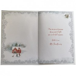 To My Wonderful Husband On Your 50th Birthday Beach Design Happy Birthday Card