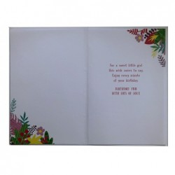 Wedding Day Wishes To A Special Nephew & Your Bride Modern Doves Design Card