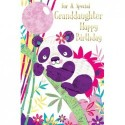 Great Grandson On Your Christening Day Booties Design Quality Card Lovely Verse