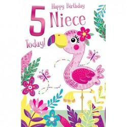 Congratulations Daughter & Son In Law On Your First Anniversary 1st Rose Card