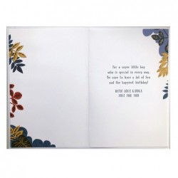 To My Lovely Husband On Our 50th Golden Anniversary Glasses Design Greeting Card