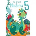 Son 21st 21 Number & Word Design Happy Birthday Card Lovely Verse