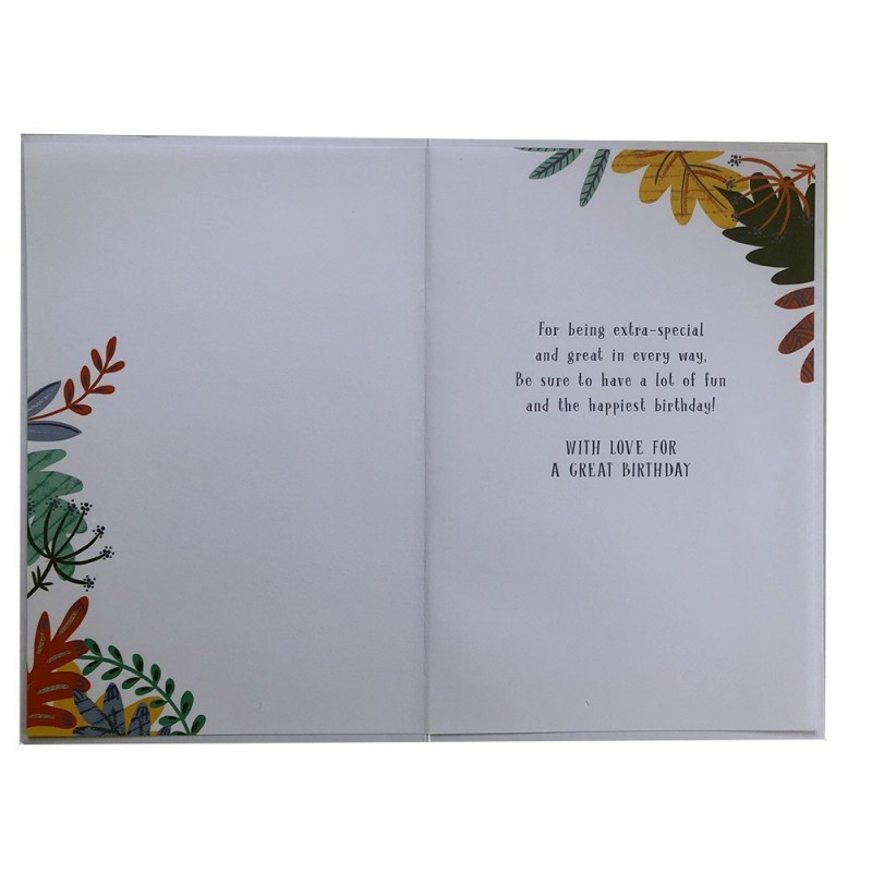 On Your 40th Ruby Anniversary Champagne Design Greeting Card Lovely Verse