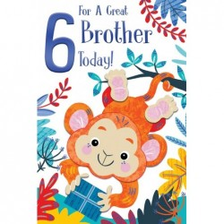 On Your 45th Sapphire Anniversary Champagne Design Greeting Card Lovely Verse