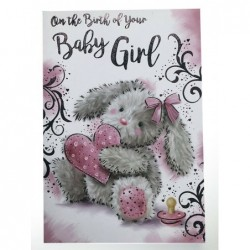60th 60 Birthday Card 1961...