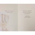 Wedding Day Card Son Daughter Brother Sister In Law Grandson Granddaughter
