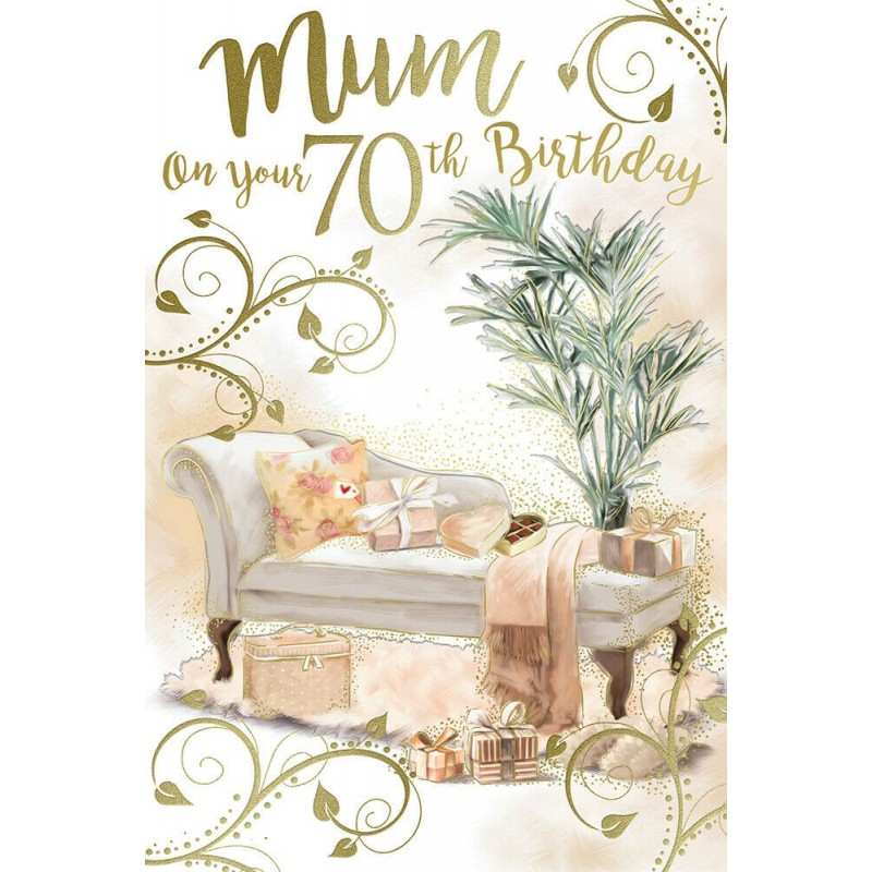 Special Friend 50th 60th 70th 80th Butterfly Design Birthday Card Lovely Verse