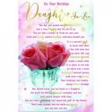 Age 18 18th Niece Daughter Sister Great Granddaughter Happy Birthday Card