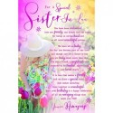 Age 21 21st Niece Daughter Sister Great Granddaughter Happy Birthday Card