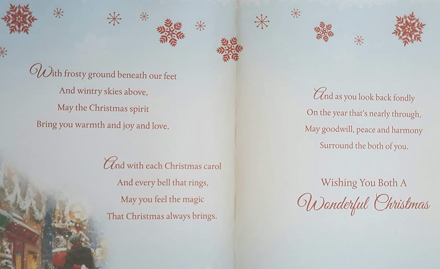 Granddaughter 4 Today 4th Girl Flowers Design Happy Birthday Card Lovely Verse