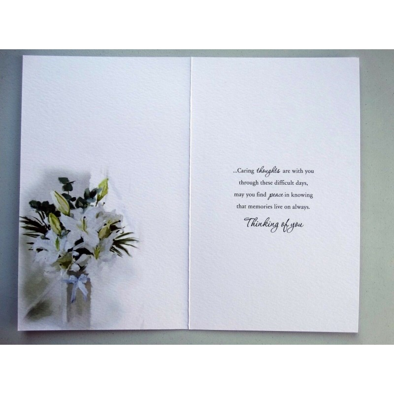 For A Special Couple Stockings Mantle Piece Design Christmas Card Lovely Verse