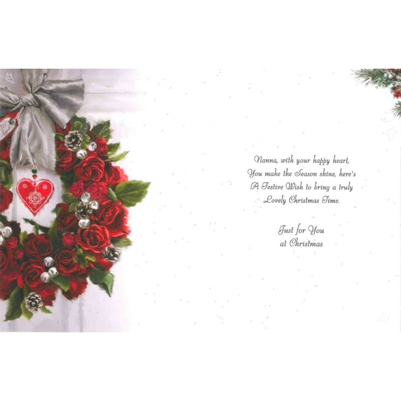 Son & Daughter In Law Happy Anniversary Champagne Design Card Lovely Verse