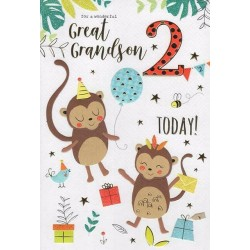 My Lovely Wife Heart Flowers & Gifts Design Large Christmas Card Lovely Verse