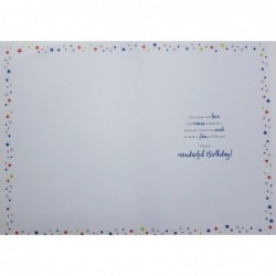 Awesome Brother In Law Relax & Takle It Easy Island Design Happy Birthday Card