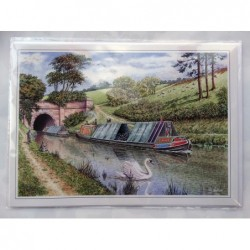 To A Special Friend Flowers Design Happy Birthday Card Quality Lovely Verse