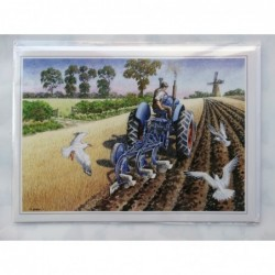 Son & Daughter In Law Roses Glasses Design Wedding Anniversary Card Lovely Verse