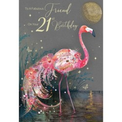 Thank You For A Beautiful Granddaughter Cute Bear & Blocks Design New Baby Card