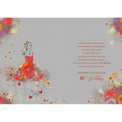On Your 65th Birthday Brother Lake Design Happy Birthday Card