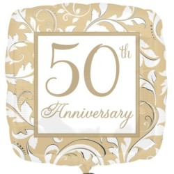 Special Friend Balloons & Presents Design Happy Birthday Card