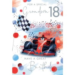 On The Sad Loss Of Your Son Beach Waves & Cliff Design Sympathy Condolence Card