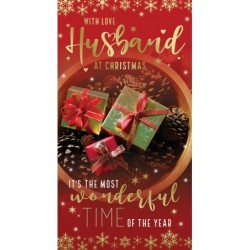65 65th Dressing Table Flowers Presents Design Happy Birthday Card Lovely Verse