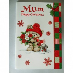 As You Retire Relax & Enjoy Champagne Bright Party Popper Design Retirement Card