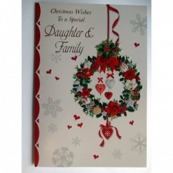 For My Wonderful Wife Flower Couple Holding Hands Design Happy Birthday Card