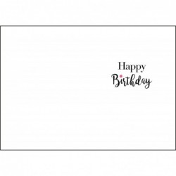 Granddaughter Age 9 Today 9th Girl Singing Table Design Happy Birthday Card