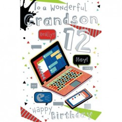 Niece Age 3 3rd Birthday Large Quality Card Colour Me In Activity Card