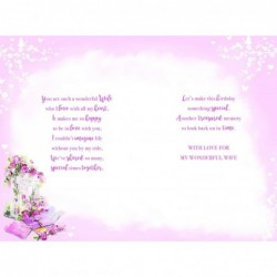 Humorous Mum Witty Deckchair Relaxing Design Happy Birthday Card Funny Verse